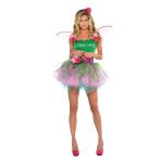 Adults Woodland Nymph Costume - Size 14-16 - 1 PC