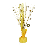 Sunshine Yellow Spray Centrepiece Balloon Weights 30cm - 6 PC