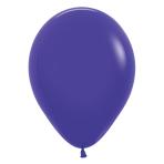 "Fashion Colour Solid Violet 051 Latex Balloons 12""/30cm - 50 PC"