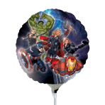 "The Avengers Air-Filled Balloons - 9""/23cm  5 PC"