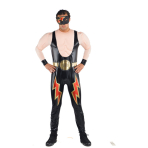 Adults Wrestler Costume - Size M/L - 1 PC