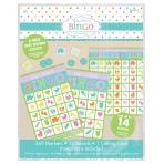 Baby Shower Bingo Game - 6 PKG