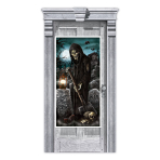 Haunted House Door Decorations 1.65m x 85cm - 6 PKG