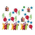 Teletubbies 14g Confetti - 6 PKG