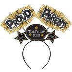 Proud Parent Headboppers 26cm x 26cm - 8 PC