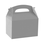 Silver Party Boxes - 75 PC