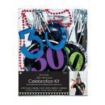 30th Birthday Party Kits - 6 PC