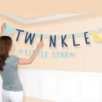 Twinkle Little Star Combo Letter Banners - 6 PKG/2