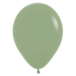 "Fashion Colour Eucalyptus 027 Latex Balloons 12""/30cm - 50 PC"