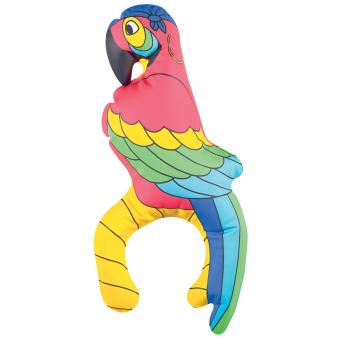 Pirates Treasure Inflatable Parrots 27.9cm - 6 PC
