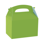 Kiwi Green Party Boxes - 75 PC