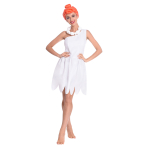 Wilma Flintstone Costume - Size 12-14 - 1 PC