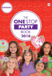 See our NEW 2018 Party Book!
