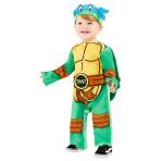 Teenage Mutant Ninja Turtles Costume - Age 2-3 Years - 1 PC