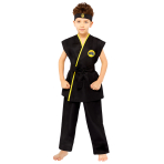 Cobra Kai Gi Costume - Age 4-6 Years - 1 PC
