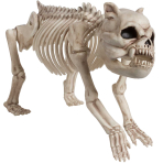 Boneyard Skeleton Dogs 22cm x 42cm - 2 PC