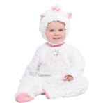 Disney The Aristocats All-In-One Romper with Feature Hat - Age 6-12 Months - 1 PC