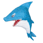 Shark Pinatas - 4 PC