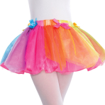 Children Rainbow Fairy Tutu - 3 PC