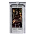 Haunted House Stairway Door Decorations 1.65m x 85cm - 6 PKG