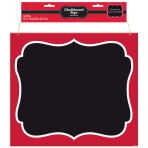 Picnic Party Chalkboard Signs - 6 PC