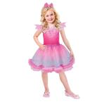 Barbie Pink Diamond Dress - Age 5-7 Years - 1 PC
