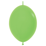 "Fashion Colour Link-O-Loon Solid Lime Green 031 Latex Balloons 6""/15cm - 100 PC"