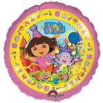 Dora the Explorer Foil Balloons - Standard - S60 5 PC