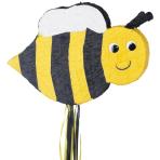 Bumble Bee Pull Pinatas - 4 PC