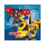 Transformers Robots in Disguise Luncheon Napkins 33cm - 10 PKG/20