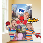 Spider-Man Photo Booth Kits - 6 PKG/12