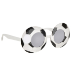 Soccer Ball Glasses - 4 PC