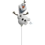 Disney Frozen Olaf Mini Shape Foil Balloons - A30 5 PC