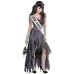 Homecoming Corpse Costume - Size 10-12 - 1 PC