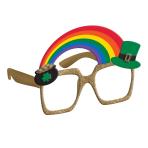 Rainbow Glasses - 4 PC