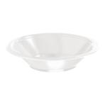 Frosty White Plastic Bowls 355ml- 10 PKG/20