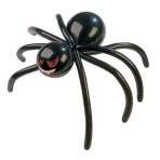 Halloween Spider Modelling Balloon Kits - 6 PC
