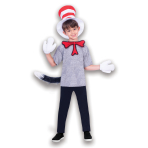 The Cat In the Hat Accessory Set - One Size - 1 PC