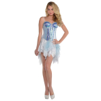 Ice Fairy Corset - Size Medium/Large - 3 PC