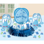 With Love - Boy Table Decoration Kit - 9 PKG/4