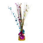 Multi Colour Spray Centrepiece Balloon Weights 30cm - 6 PC