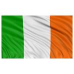 Ireland Flag  - 5ft x 3ft (1.5m x 90cm) 6 PKG