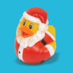 Santa Rubber Ducky 6cm - 24 PC