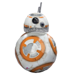 Star Wars The Force Awakens BB8 SuperShape Foil Balloons P38 - 5 PC