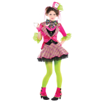 Teens Mad Hatter Costume - Size M - 1 PC