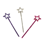 Star Wands - 9 PKG/12