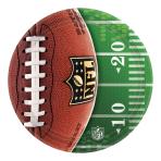 NFL Paper Plates 18cm - 6 PKG/8