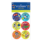 Epic Party Stickers - 12 PKG/24