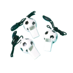 Football Soccer Whistles Favours - 6 PKG/12