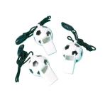 Football Soccer Whistles Favours - 6 PKG/12